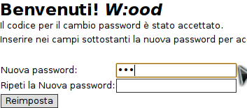 [ Wood help: password1 ]